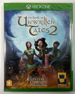 The Book of Unwritten Tales 2 (Lacrado) - Xbox One