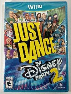 Just Dance Disney Party 2 Original (Lacrado)  - Wii U