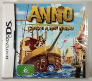 Anno Create a New World Original (LACRADO) [EUROPEU] - DS