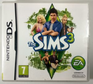 The Sims 3 Original [EUROPEU] - DS