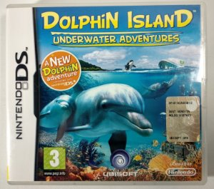 Dolphin Island Underwater Adventures Original [EUROPEU] - DS