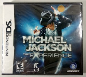 Michael Jackson the Experience Original (LACRADO) - DS