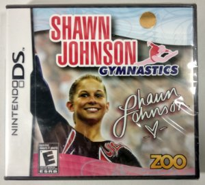 Shawn Johnson Gymnastics Original (LACRADO) - DS
