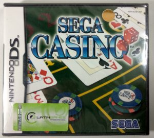 Sega Casino Original (LACRADO) - DS