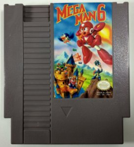 Mega Man 6 Original - NES