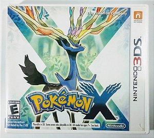 Jogo Pokémon X Original - 3DS