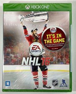 NHL 16 (Lacrado) - Xbox One