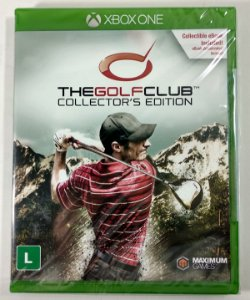 The Golf Club Collector's Edition (Lacrado) - Xbox One