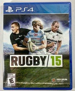 Rugby 15 (lacrado) - PS4