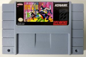 The Adventures of Batman & Robin - SNES