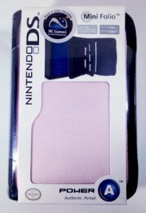 Case Mini Folio Rosa Original (LACRADO) - DS