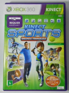 Kinect Sports Segunda Temporada - Xbox 360