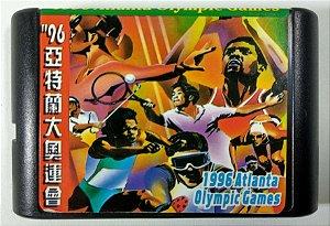 Olympic Games Atlanta 96 - Mega Drive