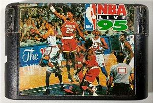 NBA Live 95 - Mega Drive