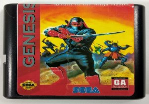 Jogo Shinobi III: Return of the Ninja Master - Mega Drive