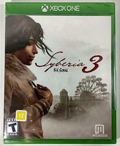 Syberia 3 (Lacrado) - Xbox One