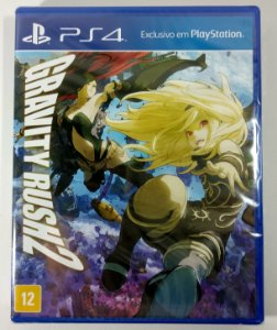 Gravity Rush 2 (lacrado) - PS4