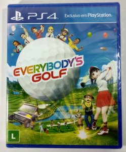 Everbody's Golf (lacrado) - PS4