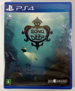 Song of the Deep (lacrado) - PS4