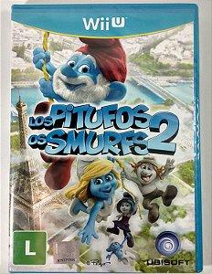 Os Smurfs 2 Original (Lacrado)  - Wii U