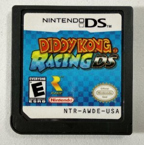 Diddy Kong Racing DS Original - DS
