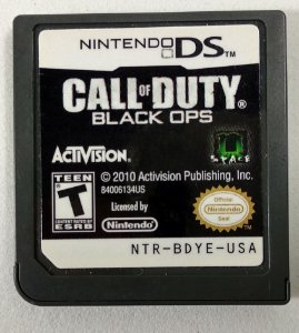 Call of Duty Black Ops Original - DS