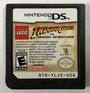Lego Indiana Jones Original - DS