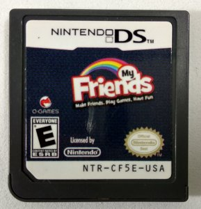 My Friends Original - DS