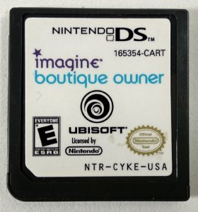 Imagine Boutique Owner Original - DS