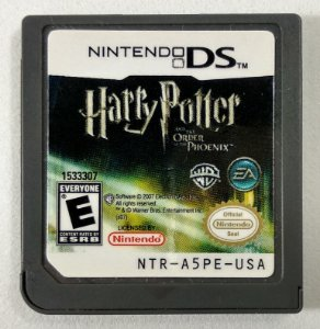 Harry Potter Order Phoenix Original - DS