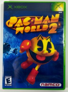 Pac-Man World 2 Original - Xbox Clássico