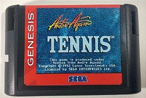 Andre Agassi Tennis - Mega Drive