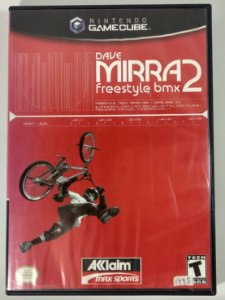 Dave Mirra 2 Freestyle bmx Original - GC