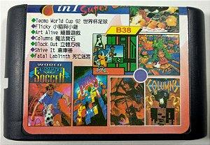 7 in 1 - Mega Drive