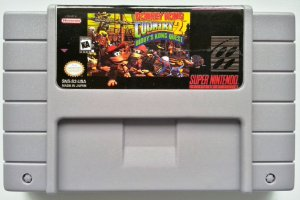 Donkey Kong Country 2 - SNES