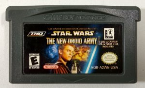Star Wars the New Droid Army ORIGINAL - GBA