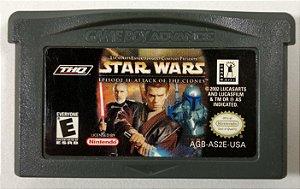 Star Wars Episode II ORIGINAL - GBA