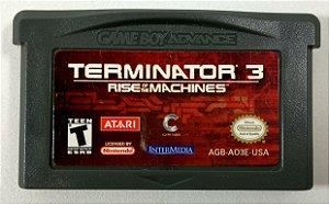 Jogo Terminator 3 ORIGINAL - GBA