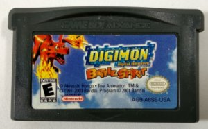 Digimon Battle Spirit ORIGINAL - GBA