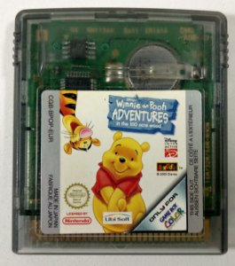 Winnie the Pooh Adventures ORIGINAL - GBC