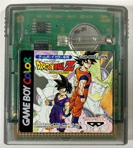 Dragon Ball Z Legendary Super Warriors ORIGINAL [JAPONÊS] - GBC
