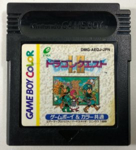 Dragon Quest I e II ORIGINAL [JAPONÊS] - GB