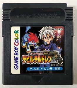 Shin Megami Tensei: Devil Children: Kuro no Sho ORIGINAL [JAPONÊS] - GB