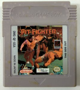 Pit-Fighter ORIGINAL - GB
