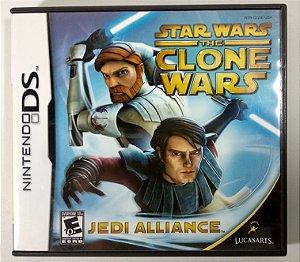 Star Wars Clone Wars Jedi Alliance Original - DS
