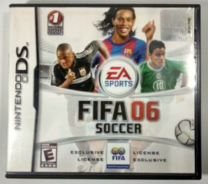 Fifa Soccer 06 Original - DS
