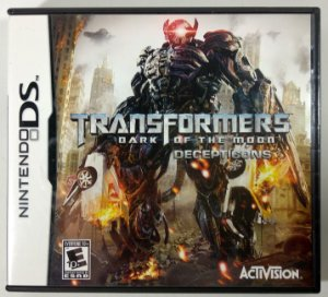 Transformers Dark of the moon Decepticons Original - DS