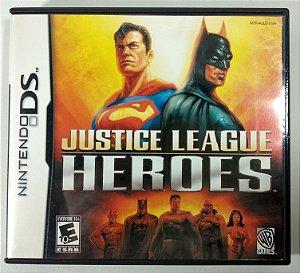Justice League Heroes Original - DS