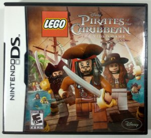 Lego Pirates of the Caribbean Original - DS