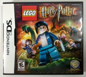 Lego Harry Potter 5-7 Original - DS